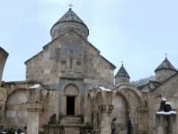2016 10 19 Dilijan Kloster Haghartsin