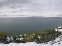 2016 10 19 Sevansee Dank Schnee wunderschöner Kontrast