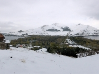 2016 10 19 Sevansee mit Kloster Sevanawank