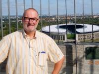 2016 09 24 Blick auf das Olympiastadion vom Glockenturm