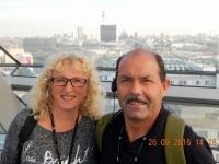 2016 09 26 Besuch Reichstagskuppel Blick nach Osten