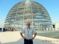 2016 09 26 Besuch Reichstagskuppel Gewaltige Architektur