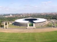 2016 09 24 Blick auf Olympiastadion