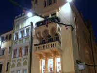 Alte Herrenhäuser in Bozen