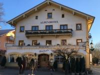 Hotel Restaurant Bernhard Abendessen am 29 12