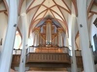Franziskanerkirche Orgel