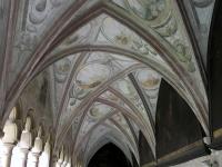 Kreuzgang des Franziskaner Klosters