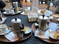 Traditioneller Cafe Neapolitano
