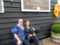 2016 08 12 Zaanse Schans Reiseleiterin Diana