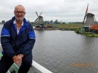 2016 08 12 Zaanse Schans Windmühlen in Betrieb 1