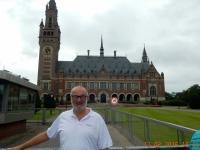 2016 08 13 Den Haag Friedenspalast jetzt int Gerichtshof
