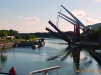 2016 08 14 Middelburg Brücke öffnet sich für uns