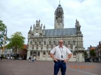 2016 08 14 Middelburg Rathaus mit langer Jan