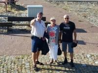 2016 08 14 Middelburg eine Stunde zu spät an Bord_wir legen wieder an