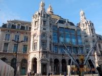 2016 08 15 Antwerpen einer der schönsten Bahnhöfe der Welt