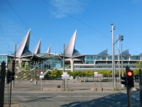 2016 08 15 Antwerpen moderne Architektur