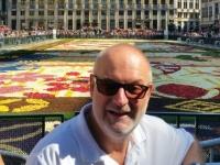 2016 08 15 Brüssel Blumenteppich mit 700 000 Blumen