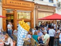 2016 08 15 Brüssel Hochburg der Pommes Frites