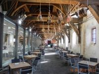 2016 08 16 Gent historische Gebäude mit toller Nutzung