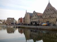 2016 08 16 Gent historische Gebäude