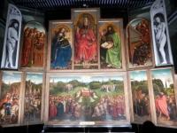 2016 08 16 Genter Altar in der Kathedrale