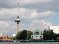 2016 08 20 Rotterdam Euromast Turm