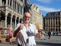 2016 08 22 Brüssel Prost am Grossen Markt