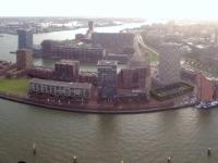 2016 08 20 Rotterdam von oben