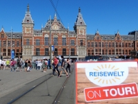 2016 08 17 Amsterdam Bahnhof