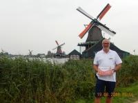 2016 08 19 Zaanse Schans Windmühlen