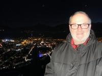 2016 12 10 Blick von der Hungerburg auf die Stadt Innsbruck