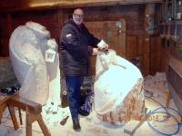 2016 12 10 Schnitzer beim Bergadvent in Pertisau