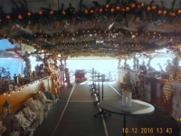 2016 12 10 Weihnachtsdekoration am Schiff