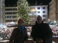 2016 12 10 Weihnachtsmarkt vor dem goldenen Dachl