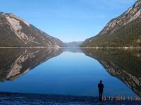 2016 12 10 Wunderschöne Spiegelung im See