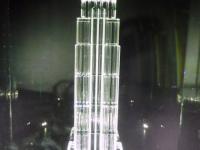 2016 12 11 Swarovski Empire State Building aus Kristall
