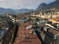2016 12 11 Innsbruck Blick vom Stadtturm