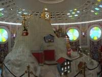 2016 12 11 Swarovski Berühmte Gebäude der Welt mit Schneekristallen