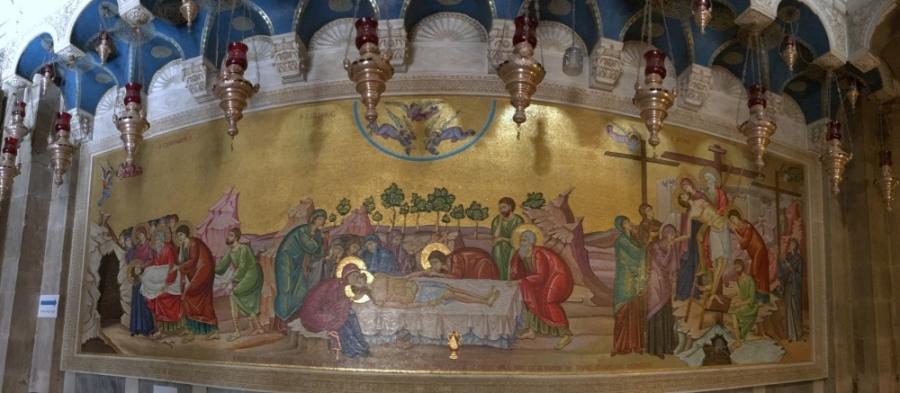 2016 11 21 Jerusalem Grabeskirche