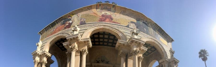 2016 11 21 Jerusalem Kirche Gethsemane