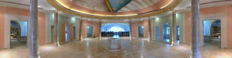 2016 11 23 See Genezareth Kirche Magdala