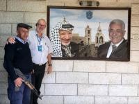 2016 11 20 Bethlehem Freundlicher Polizist