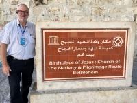 2016 11 20 Bethlehem Unesco Tafel