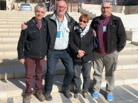 2016 11 25 Nazareth Reiseleiterbesprechung