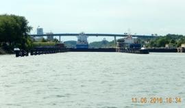 Schleusen des Nord_Ostsee Kanals