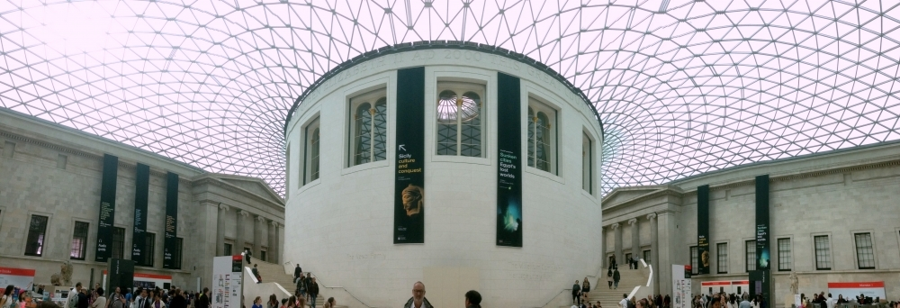 2016 06 14 London - imposantes British Museum