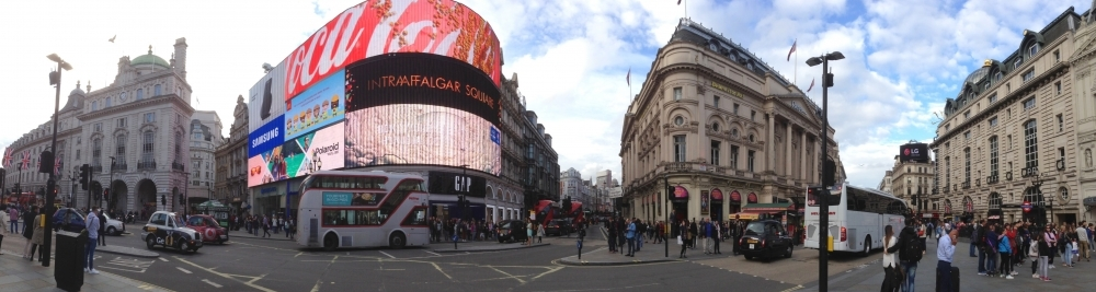 2016 06 14 London - Piccadilly Circus