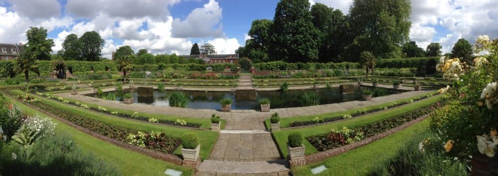2016 06 15 London - Kensington Garden