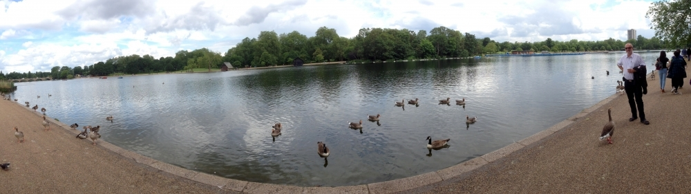 2016 06 15 London - See des Hyde Park