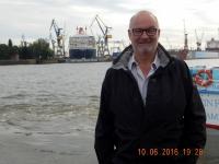 2016 06 10 Queen Mary 2 Trockendock im Hamburger Hafen